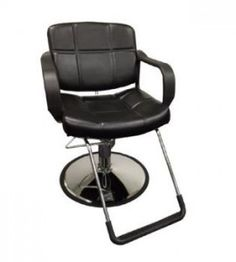 "20"" Wide Hydraulic Styling Barber Chair"