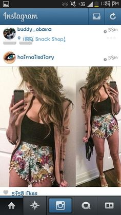 These Shorts! Must Purchase