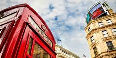Comer en Londres…