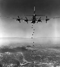 "A 28th Bomb Squadron, 19th Bomb Group Boeing B-29 'Superfortress' named ""The Outlaw"" ~"