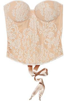rosamosario lace corset