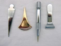 Shonishin or children's needle therapy tools