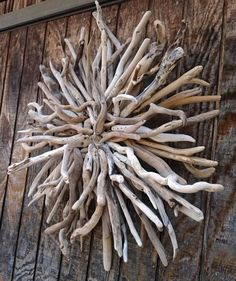 Woodworking,Celestial Sun, Sculpture, Driftwood Art ,Home Decor,Indoors or Outside via Etsy
