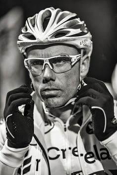Sven Nys (°1976) - professional Belgian cyclist who has won his most important victories in cyclo-cross races