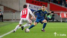 El Celta roza la proesa en Amsterdam. El Celta sufre la primera derrota europea de la temporada frente al Ajax. El partido se le puso muy cuesta arriba con un 3-0 en contra que en el tramo final del partido estuvo apunto de remontar. El partido terminó con un resultado de 3-2 @Celta #9ine