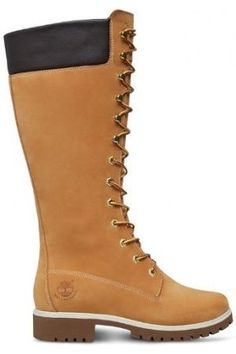timberland womens wheat premium 14 inch leather boots