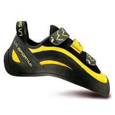 La Sportiva - Miura Vs - 41.5 - Yellow/Black ** Be sure to check out this awesome product.