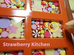 Strawberry Kitchen フェイクスイーツあれこれ♪
