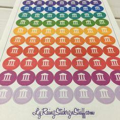70 Bank, Credit Union, Financial Institution Stickers in MultiColors for Passion Planner, Erin Condren, Happy Planner, Filofax, Bujo, kikkik by LyRainzStickrzNStuff on Etsy