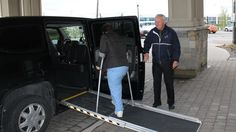 Winnipeg's first stretch accessible limousine will be headed to the city's streets in June.