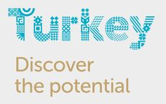 Turkey has new start up for the country development with new video. Discover the potantial of Turkey. Turkey is great country for investment. City Branding, Destination Branding, Logo Branding, Corporate Identity, Luxury Branding, Logo Inspiration, Turismo Logo, Design Graphique, Identity