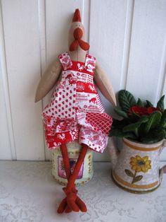 - 7 Апреля 2011 - Кукла Тильда. Всё о Тильде, выкройки, мастер-классы.