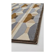 IKEA VIDSTRUP rug, low pile The thick pile dampens sound and provides a soft surface to walk on.