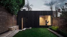 Garden Studio Gym by Eastwest Architecture