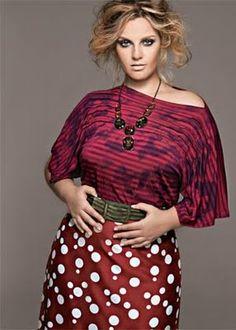 Off the shoulder Plus Size Fashion #UNIQUE_WOMENS_FASHION