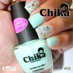 Chika By Colorina Nail Lacquer