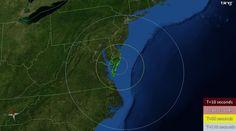Rocket launch Friday from Wallops Flight Facility, Va.
