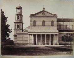 Basilica di S. Paolo 1880
