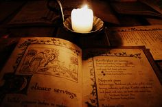 Books by candlelight Wiccan, Magick, Witchcraft, Pillar Candles, Candle Jars, La Danse Macabre, The Ugly Truth, Medieval Fantasy, Book Of Shadows