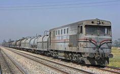 اخبار: تصادم قطارين بمحطة مصر