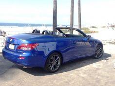 Lexus IS C Review