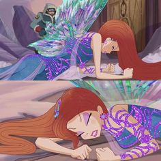 """Bloom...No!"" #winxclub #winx #winxbloom #bloom #dreamix #fairy #fire #magic #worldofwinx #wings #винкс #мирвинкс #блум #дримикс"