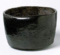Raku tea bowl by Hon'ami Koetsu
