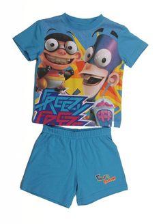 Pijama Fanboy y Chum Chum