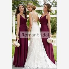 2018 Long bridesmaid dress c3e6dce885b6