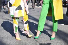 Fruity Looks, Paris Fashion Week