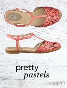 Pretty-in-pink down to a T! The easiest way to try spring's pastel trend.