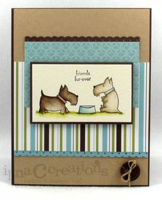Stampin' Up! Friends Fur-Ever