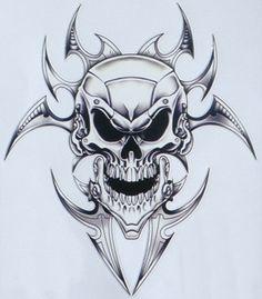 Dragon Flame Stencil Set | Airbrush Templates Facebook/LE ...