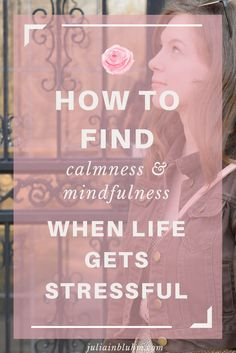 """Here are some 5 strategies or tips for the finding a bit more calmness, mindfulness, and """"release"""" in your super stressful days. Stressful days don't have to be bad days."""