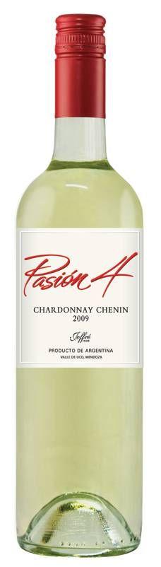 Joffré e Hijas Pasión 4 Chardonnay-Chenin Bottle, White Wine, Wine Bottles, Wine, Restaurants, Faith, Products, Flask, Jars