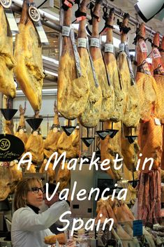 come visit this wonderful market with me. Valencia Orange, Valencia Spain, Places In Spain, Steam Veggies, How To Speak Spanish, The Incredibles, Marketing