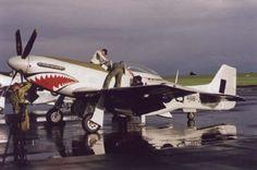 RAAF Museum: Mustang Image Gallery