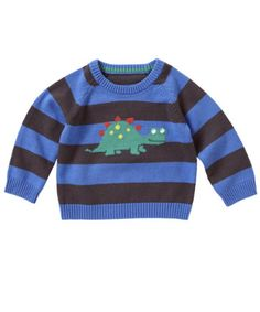 I love dinosaurs. I love baby clothes. I love this.