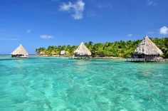 Come to Glover's Atoll Resort, #Belize for a beautiful #Carribean vacation.