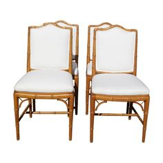 Vinterior is the online marketplace where the world buys and sells remarkable vintage and antique furniture across every lifestyle, budget and taste. Retro Furniture, Antique Furniture, Bamboo Chairs, Faux Bamboo, Mid Century Furniture, Dining Chairs, Traditional, Antiques, Home Decor
