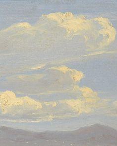 View in the Roman Campagna, Ernest-Joachim Dumax