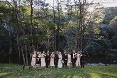 Jon + Julia Wedding Ceremony - Audley Dance Hall