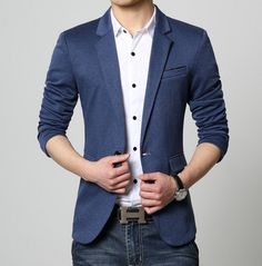 Men Sports jacket. $20 instant savings. Men Slim Fit Casual Blazer