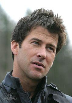 Lt. Colonel John Sheppard from Stargate: Atlantis (Joe Flanigan)