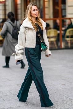 31 Style Ideas to Try This March #purewow #style #outfit ideas #spring #trends #fashion