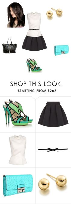 """50 Shades--Ana's closet as I see it..."" by stacy-williams-white ❤ liked on Polyvore featuring BURAK UYAN, Lanvin, Rochas, Prada, Michael Kors, Astley Clarke and Valentino"