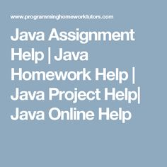 welcome to the learnjavaonline org interactive java tutorial  java assignment help java homework help java project help java online help