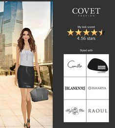 Sultry Skirts #covetfashion