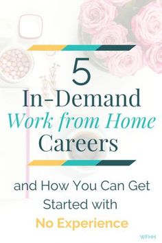 When you're ready to work from home but don't know where to start, consider a career path that is remote friendly and in-demand. These 5 professions have plenty of work to go around and are perfect for beginners. Find out which remote jobs are in high demand and how you can get started even when you have no experience!