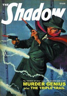 "The Shadow Double Novel Vol 61 TPB Maxwell Grant Pulp Comics ""Murder Genius"" TP | eBay"